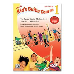 Kid's Guitar Course 1 Instructional DVD - Guitar