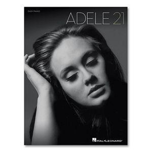 Adele 21 Songbook - Easy Piano