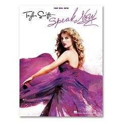Taylor Swift Speak Now Songbook - Piano Vocal Guitar