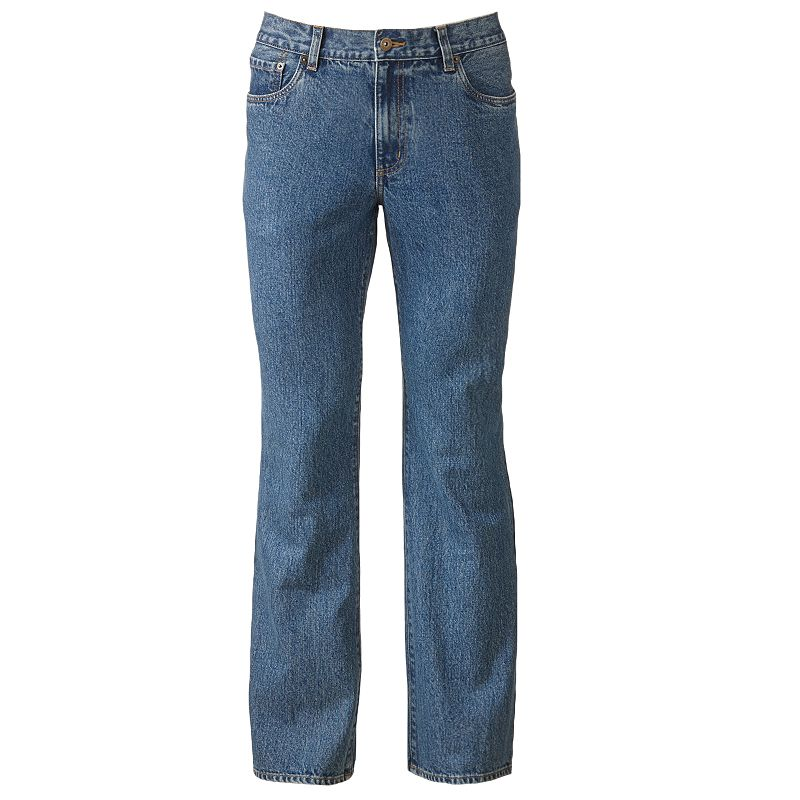 Croft and Barrow Classic-Fit 5-Pocket Jeans - Big and Tall