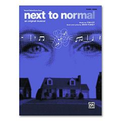 Next to Normal Sheet Music Book - Piano Vocal