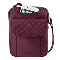 Travelon Signature Anti-Theft RFID-Blocking Crossbody Bag