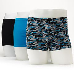 Men's equipo 3 pkBrazilian Stretch Trunks
