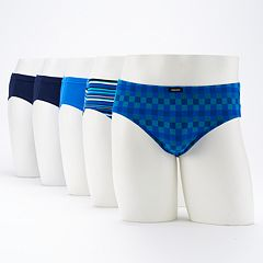 Men's equipo 5-pk. Low-Rise Briefs