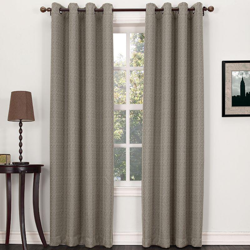 Blackout Curtain Window Panel