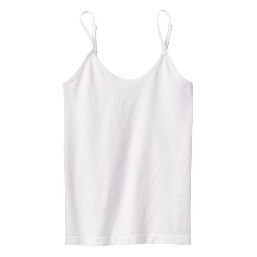2 Fruit of the Loom Girls Stretch Reversible Adjustable Strap Cami S//M//L//XL PICK