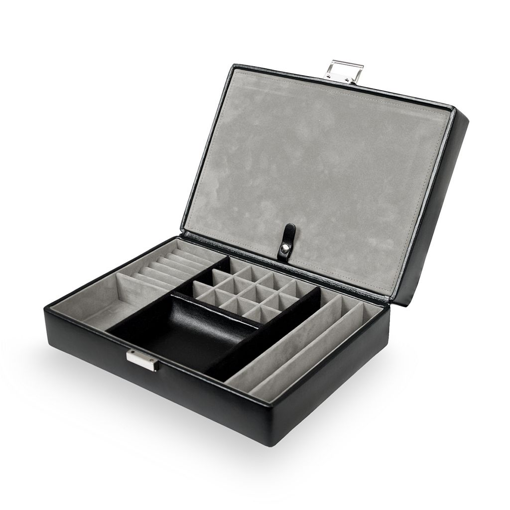 WOLF Heritage Travel Watch Storage Case and Valet
