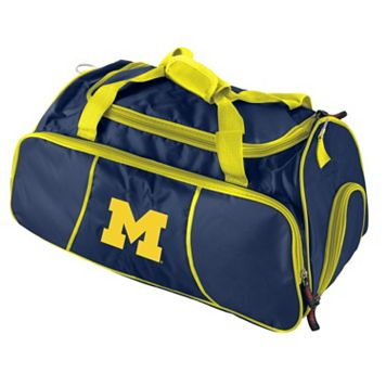Michigan Wolverines Duffel Bag