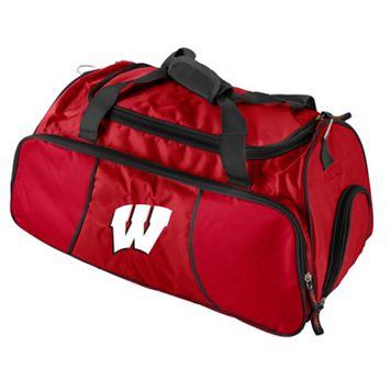 Wisconsin Badgers Duffel Bag