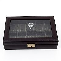 Leather Watch Storage Case
