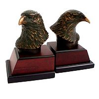 Eagle Book Ends