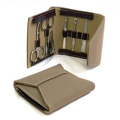 6 pc Manicure Set
