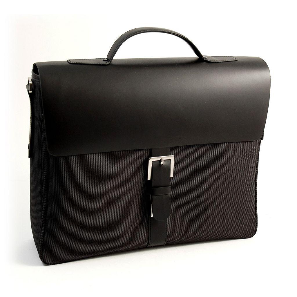 Multi-Compartment Briefcase
