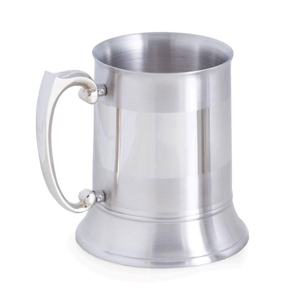 Stainless Steel 1-Pint Tankard