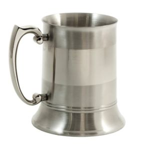 Stainless Steel 1-Pint Tankard
