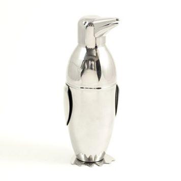 Stainless Steel Penguin Shaker