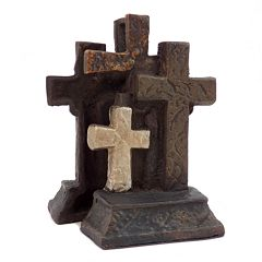 Cross Book Ends