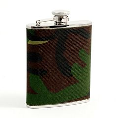 Bey-Berk Camouflage Flask