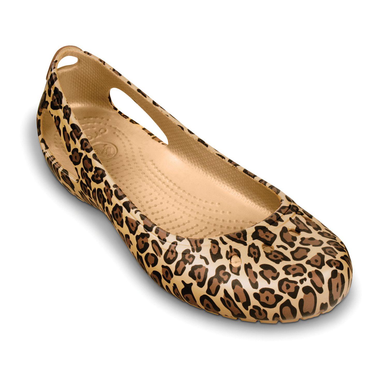Crocs Yellow Kadee Slip-On Shoes - Women