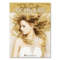 Taylor Swift Fearless Songbook - Piano Vocal Guitar