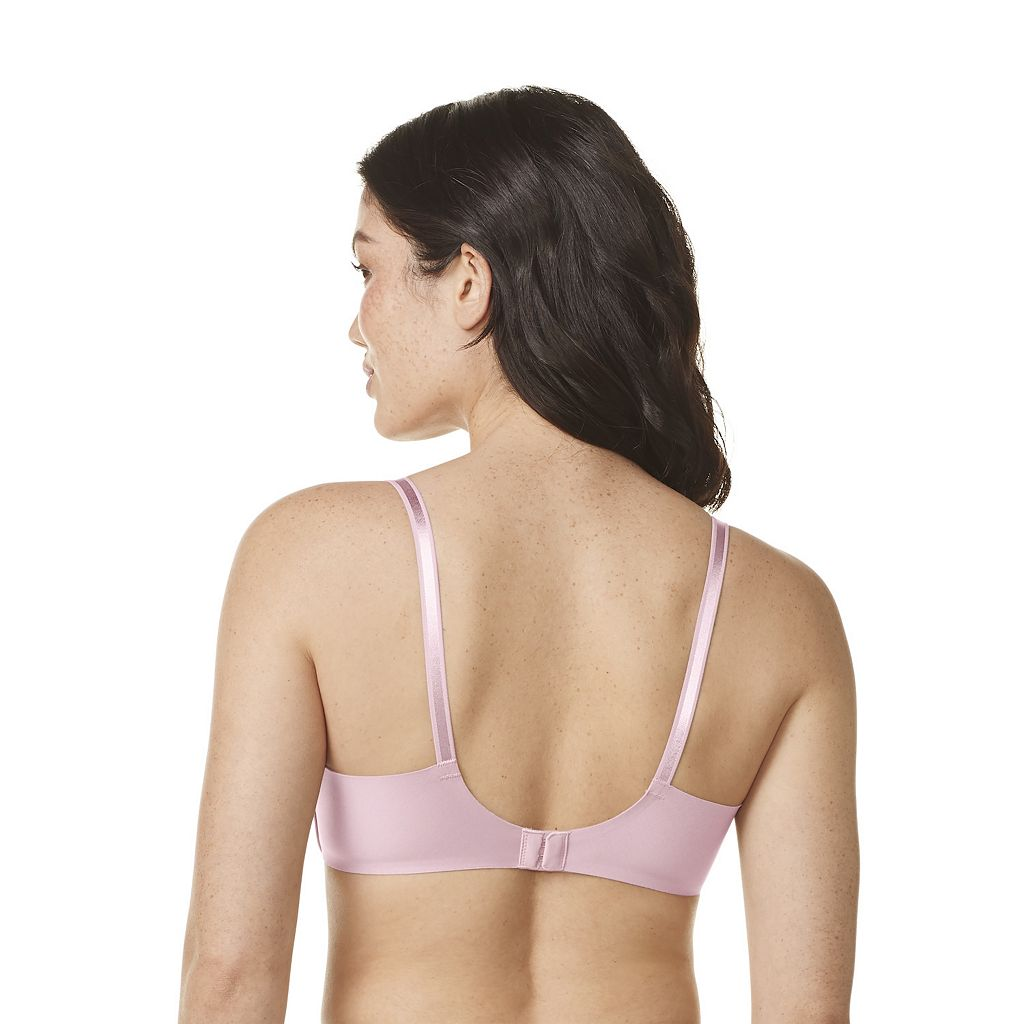 Warner's Bra: No Side Effects Underarm-Smoothing Wire-Free Bra 01056