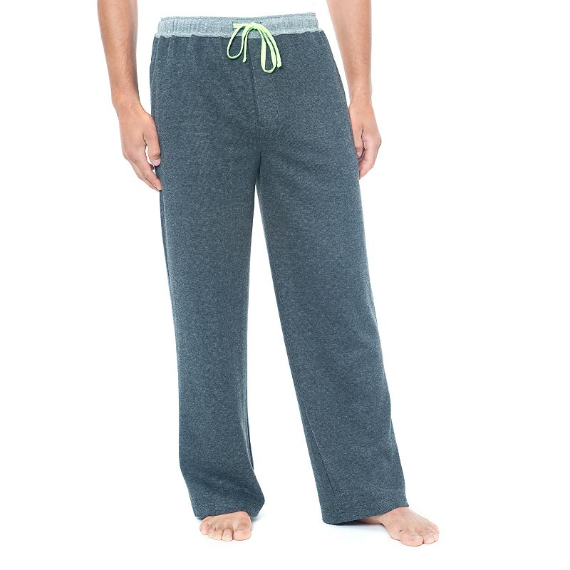 Residence Double-Knit Easy-Care Lounge Pants - Big and Tall