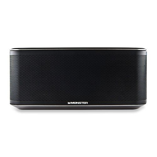 Monster Clarity HD Micro Portable Bluetooth Speaker