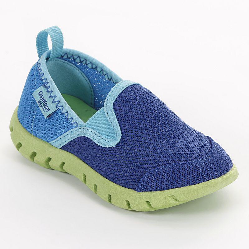OshKosh B'gosh Blue Jet Sport Shoes - Toddler Boys