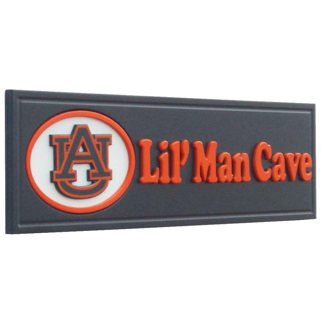 Auburn Tigers Lil' Man Cave Sign