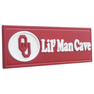 Oklahoma Sooners Lil' Man Cave Sign