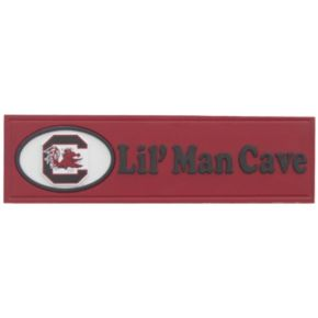 South Carolina Gamecocks Lil' Man Cave Sign