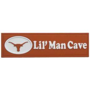 Texas Longhorns Lil' Man Cave Sign