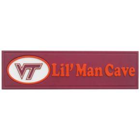 Virginia Tech Hokies Lil' Man Cave Sign