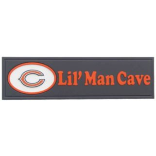 Chicago Bears Lil' Man Cave Sign