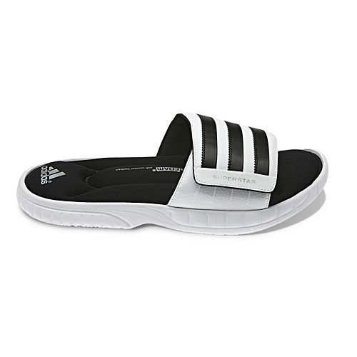 adidas Superstar 3G Slide Sandals - Men fedba5f19