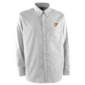 Bowling Green Falcons Sharp Button-Down Woven Shirt Men
