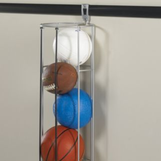 Rubbermaid FastTrack Vertical Ball Storage Rack