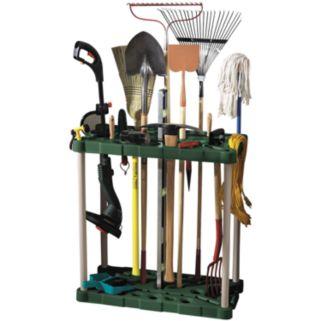 Rubbermaid Long-Handle Tool Storage Rack