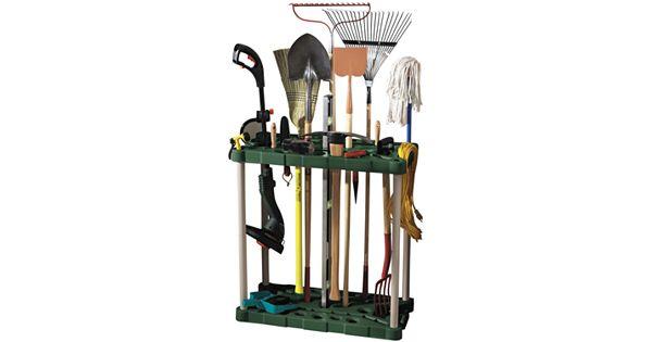 Rubbermaid Long Handle Tool Storage Rack