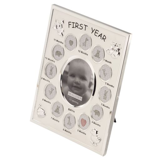 Malden Baby's First Year 13-Opening Frame