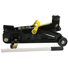 Black Bull Two-Ton Trolley Floor Jack