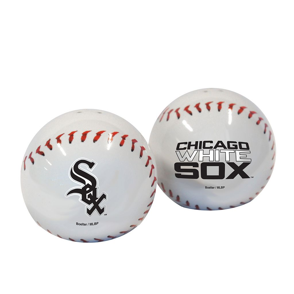 Chicago White Sox Salt & Pepper Shaker Set