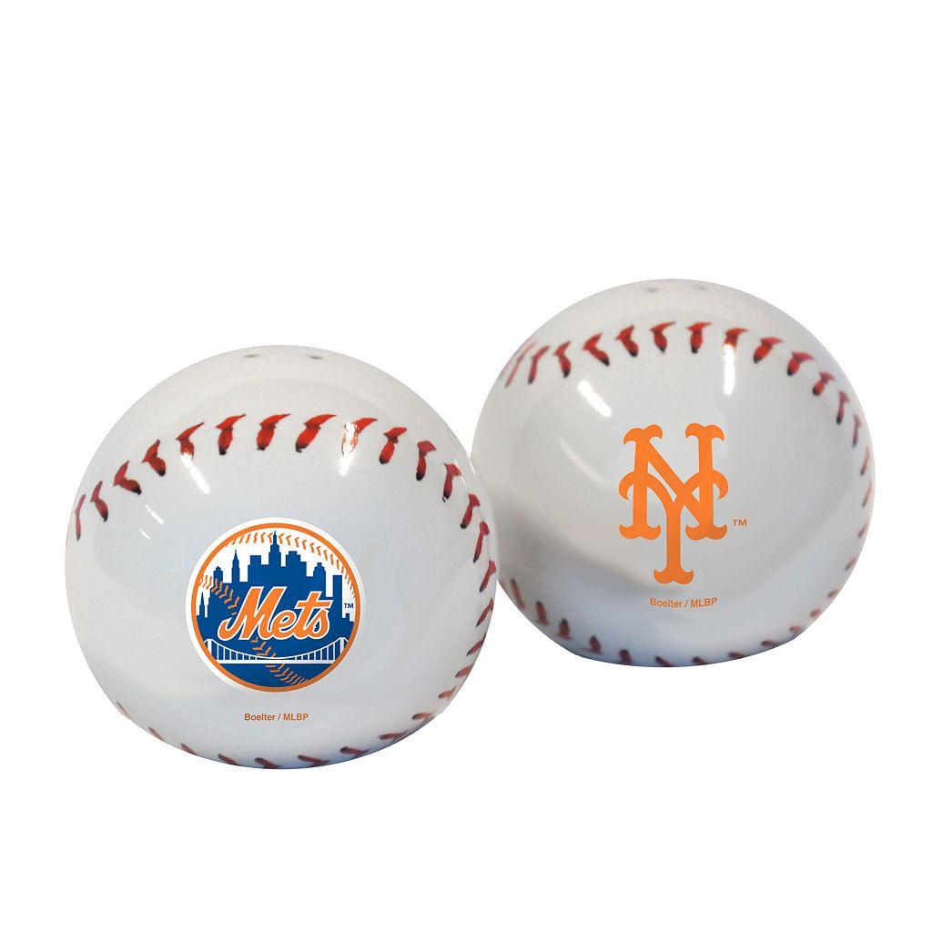New York Mets Salt & Pepper Shaker Set