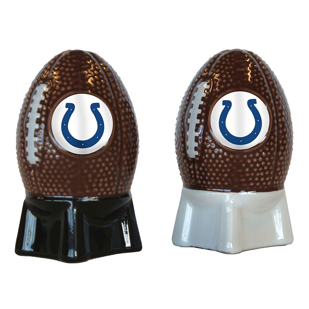 Indianapolis Colts Salt & Pepper Shaker Set