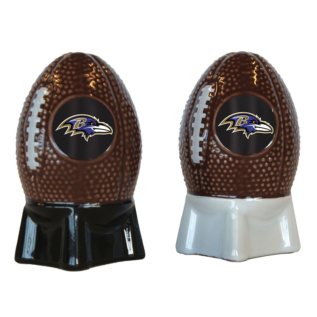 Baltimore Ravens Salt & Pepper Shaker Set