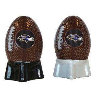 Baltimore Ravens Salt and Pepper Shaker Set