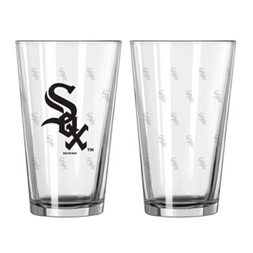 Chicago White Sox 2-pc. Pint Glass Set