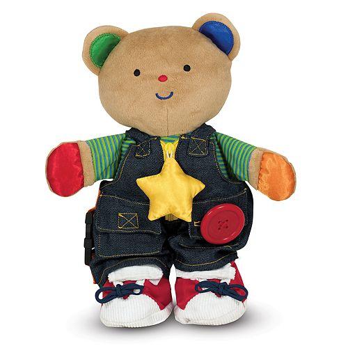 Melissa & Doug K's Kids Teddy Wear Bear