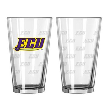East Carolina Pirates 2-pc. Pint Glass Set