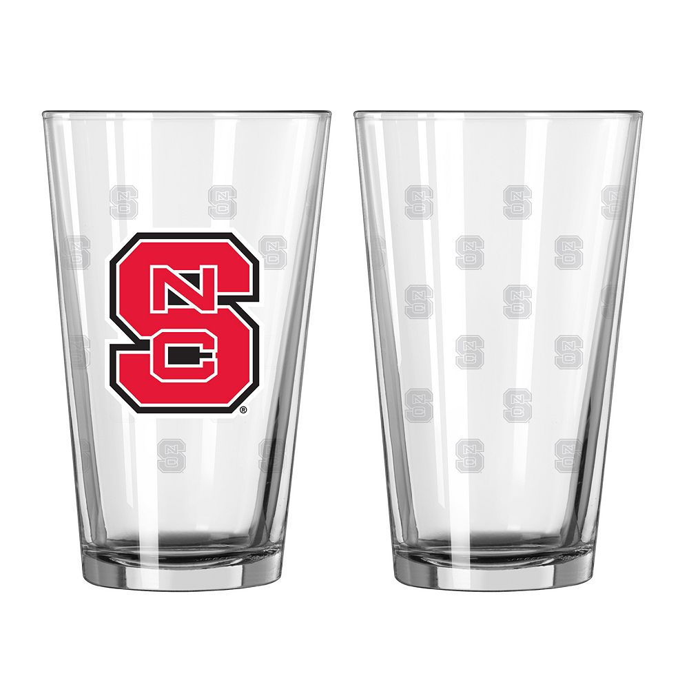 North Carolina State Wolfpack 2-pc. Pint Glass Set